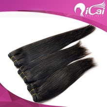 Brazilian virgin hair,one donor remy hair extensions