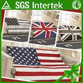 top venda online site de compra país bandeira cobertor polar do velo