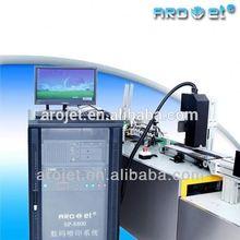 Arojet machine d'impressionindustrielle! Auto- nettoyer la tête d'impression numérique à ongles machine
