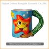 Made in China Best Selling 3d cartoon mug