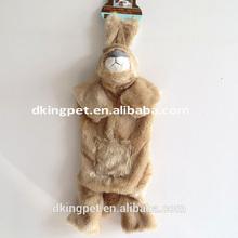 No Stuffing JUMBO 18'' Soft Plush Animal Kangaroo Pet Toy Dog Toy