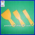 Pental ETERNA raspador PK-003 amarelo espátula de plástico