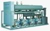 (HANBELL RCZ series) Medium-temperature screw compressor condensing unit