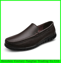 2014 high flexible man leather shoe brand shoe big size shoes for men