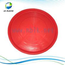 Plastic Round chicken feed tray