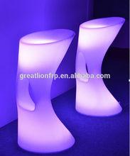 2014 new design illuminated chairs , LED bar Chair