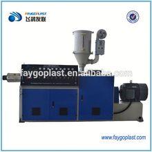 high torque double screw granulating factory