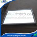Profundidad 18mm a3 led mesa de luz, slim publicidad marcos rápidos, caja de luz con el complemento del marco abierto