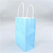 Delicate light packaging bag with fiber optic