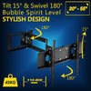 Stylish Articulating Arm Tv Wall Mount MA109S