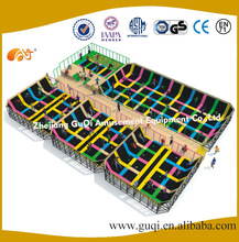 Factory Large Outdoor Trampoline Park for Sale GQ-BC-3018