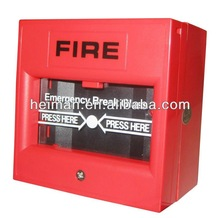 Emergency Glass Break Alarm 24VDC Power Operated