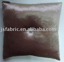 Velvet Cushion with diamond