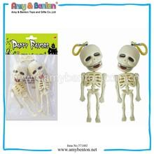 2 Pack Pull String Skeleton Toy Halloween Toys