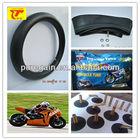 bajaj tuk tuk spare part 3.00-17-motor tube/motor inner tube and motor tires