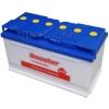 Dry car battery DIN88