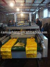 plastic shopping bag making machine