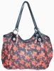 Fast Shot Skull Pattern Tote Bag Ladies Only