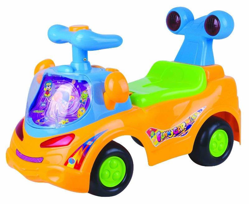 Ride On Toys Car Funny Car  361