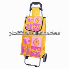 print polyester food cart bag