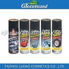 Aerosol Auto care products