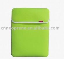 2015 Wholesale Top Quality Reversable Neoprene Laptop Sleeve