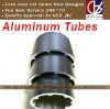 very big or small aluminum tube for industry and construction