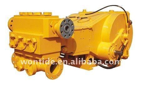Triplex plunger pump Dowell PG 05