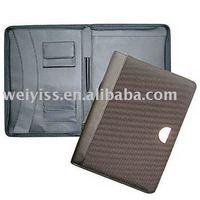 fabric cover portfolio