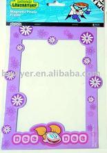 magnetic fridge photo frame