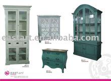European style furniture -antique cabinet