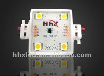 HHX 4leds waterproof smd5050 module best price (waterproof CE )