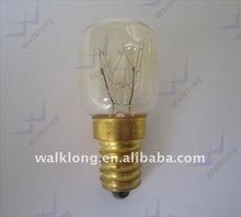 120V 25W E14 Clear Lamp Bulb