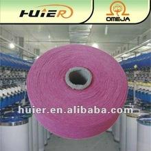 knitting recycled cotton yarn