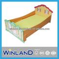 los niños oso de madera de diseño de la familia cama del niño