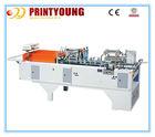 ZH-500 mini folding gluing box making machinery
