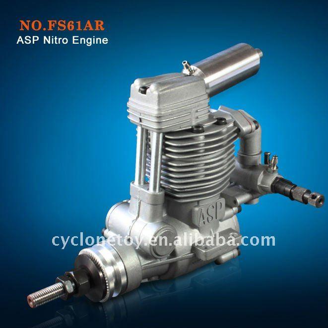 ASP 4 Stroke FS61AR Engine