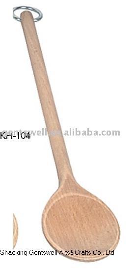 أدوات المطبخ الخشبية، وأدوات المطبخ، المصنوعة من خشب الزان