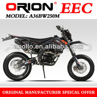 "China Apollo ORION EEC 250CC Dirt Bike On Road Motorcycle Street Bike(A36BW250M,New,17""/17"")"