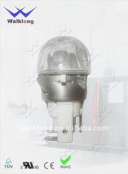 E14 110~120V/230~240V, Max 25W Gas Microwave Oven Lamp