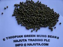 Ethiopian Green Mung Beans