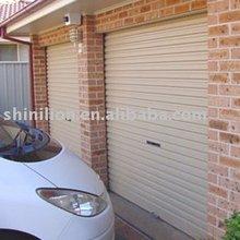 Hot Sale Rolling Entrance Garage Door