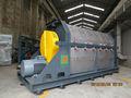 Etiqueta PVC demolição máquina modelo NO TB 800