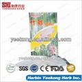 correction en bambou de pied de detox au vinaigre (certificat de la CE)