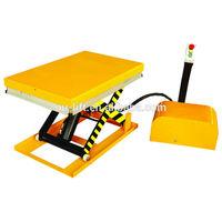 Mini Size Electric Hydraulic Lift Scissor Table