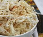 Roasted seasoned squid shredded