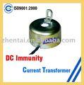 la inmunidad de cc de una sola fase transformador de corriente eléctrica