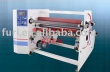 FR-807 Adhesive Bopp Masking Tape Jumbo Roll Slitting Machine