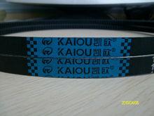 Raw Edge Belts