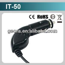 3V-10V 850mA car battery charger adapter